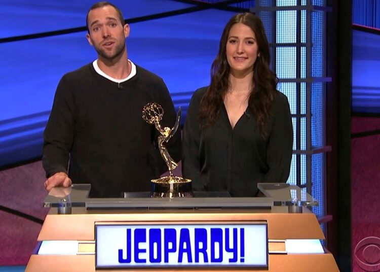 Trebek honored, Kelly Clarkson wins twice at Daytime Emmys ...
